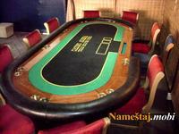 Izrada poker stolova